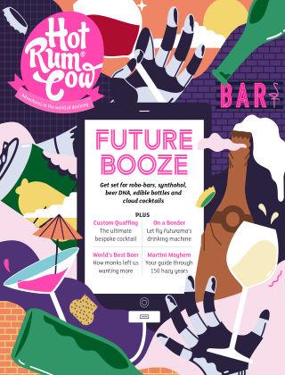 Hot Rum Cow Magazine Issue 6