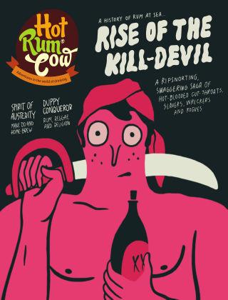 Hot Rum Cow Magazine Issue 7