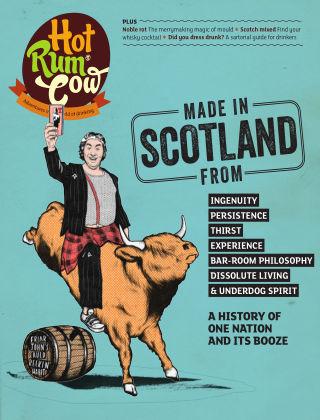 Hot Rum Cow Magazine Issue 8