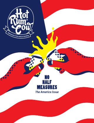 Hot Rum Cow Magazine Issue 11