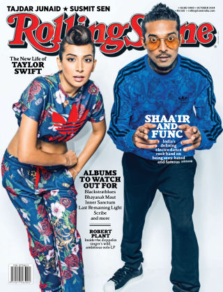 Rolling Stone India October 2014