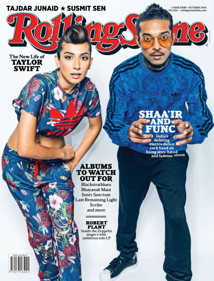 Rolling Stone India October 09, 2014 00:00