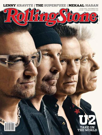 Rolling Stone India November 11, 2014 00:00