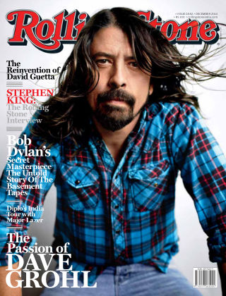 Rolling Stone India December 2014