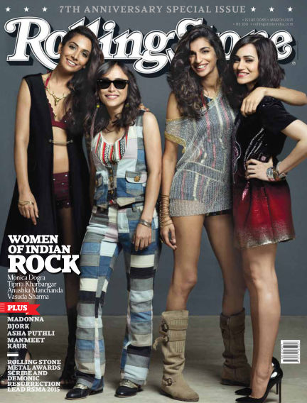 Rolling Stone India March 12, 2015 00:00
