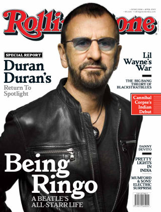 Rolling Stone India April 2015
