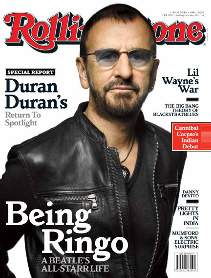 Rolling Stone India April 07, 2015 00:00