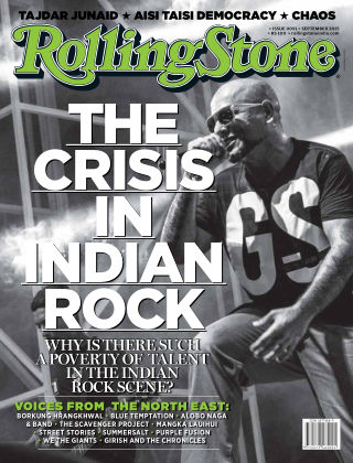 Rolling Stone India September 2015