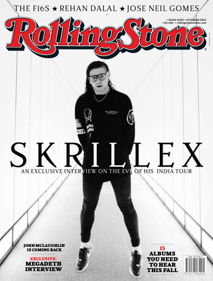 Rolling Stone India October 08, 2015 00:00