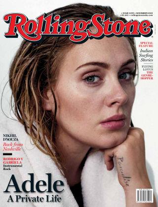 Rolling Stone India November 2015