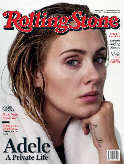 Rolling Stone India November 06, 2015 00:00