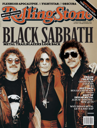 Rolling Stone India February 2016