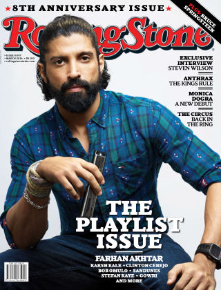 Rolling Stone India March'16