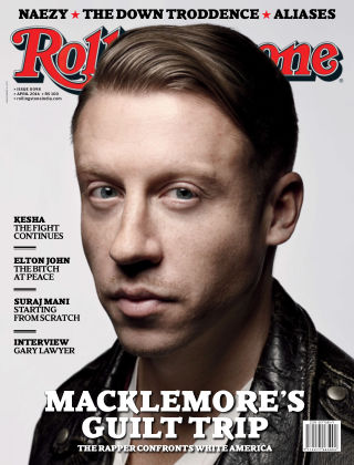 Rolling Stone India April 2016