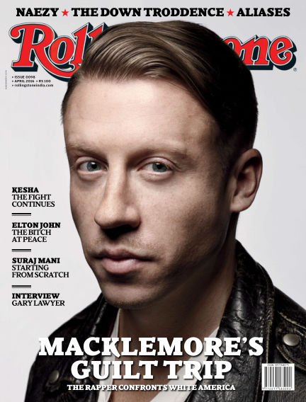 Rolling Stone India April 07, 2016 00:00