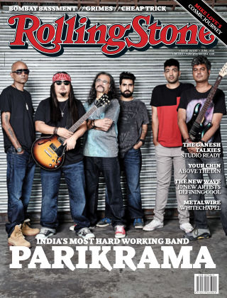 Rolling Stone India June 2016