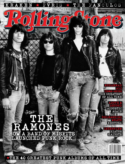 Rolling Stone India July 11, 2016 00:00