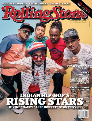 Rolling Stone India August 2016