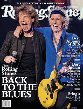Rolling Stone India January 2017