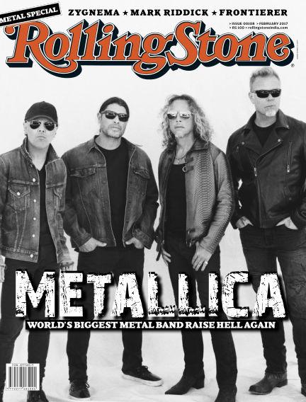 Rolling Stone India February 10, 2017 00:00