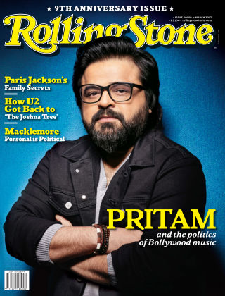 Rolling Stone India March 2017