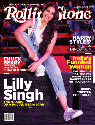 Rolling Stone India May 2017