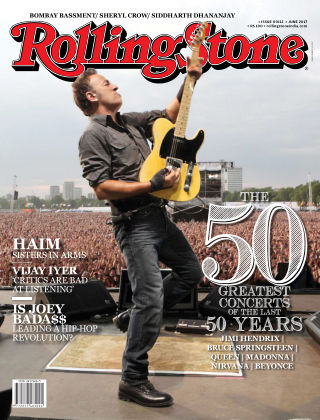 Rolling Stone India June 2017