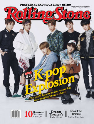Rolling Stone India September 2017