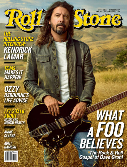 Rolling Stone India October 09, 2017 00:00