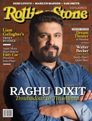 Rolling Stone India November 2017