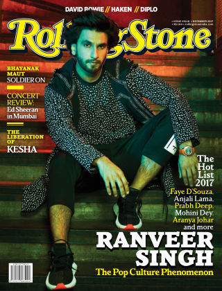 Rolling Stone India December 2017