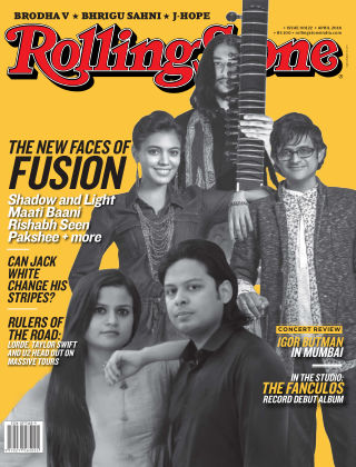 Rolling Stone India April 2018