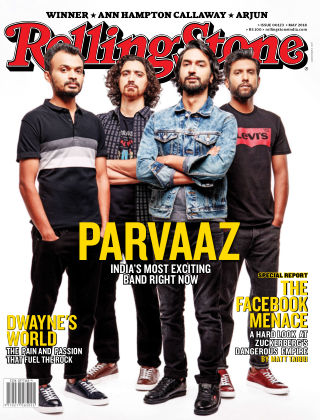 Rolling Stone India May 18