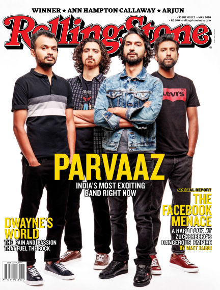 Rolling Stone India May 10, 2018 00:00