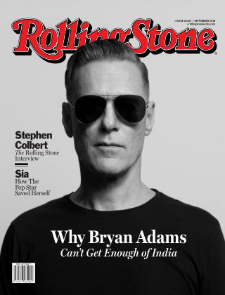 Rolling Stone India September 2018