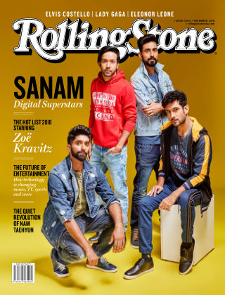Rolling Stone India December 2018