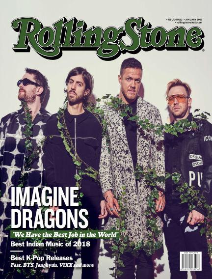 Rolling Stone India January 08, 2019 00:00