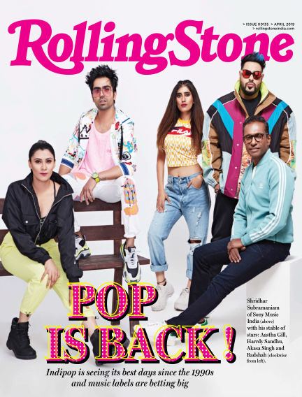 Rolling Stone India April 09, 2019 00:00