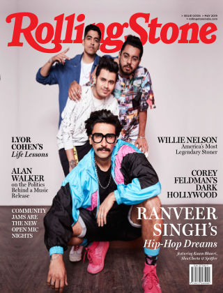 Rolling Stone India May 2019