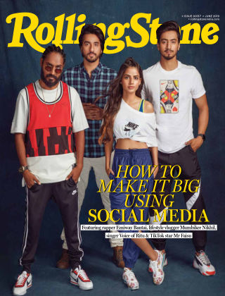 Rolling Stone India June 2019