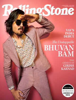 Rolling Stone India July 2019