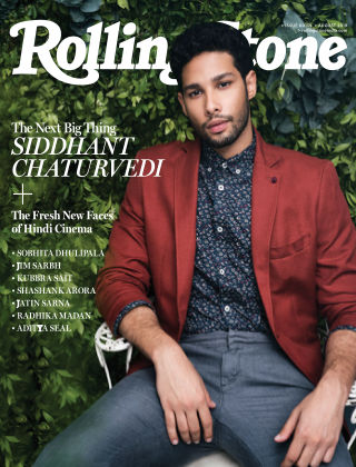 Rolling Stone India August 2019