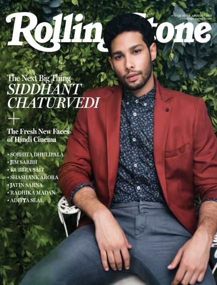 Rolling Stone India August 28, 2019 00:00