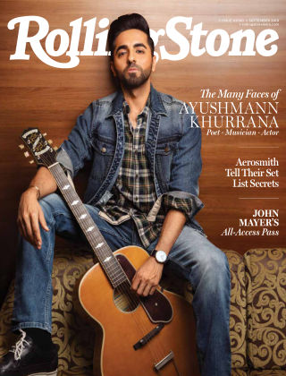 Rolling Stone India September 2019