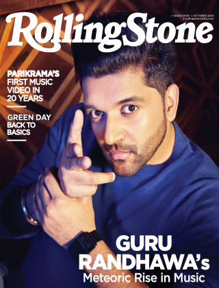 Rolling Stone India October 2019