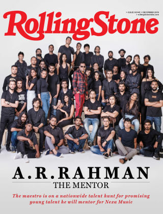 Rolling Stone India December 2019