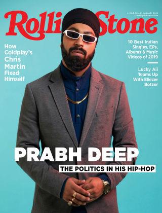 Rolling Stone India January 2020