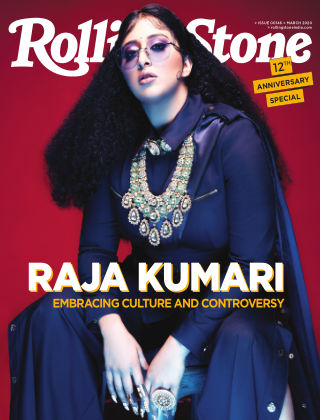 Rolling Stone India March 2020