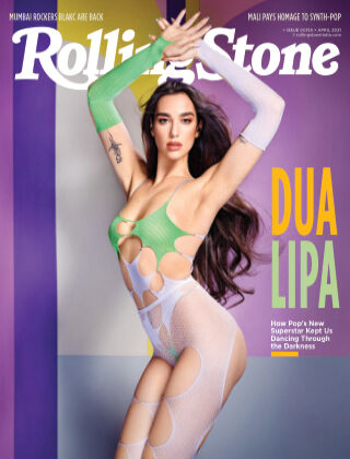 Rolling Stone India April  2021