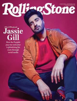 Rolling Stone India September 2021